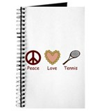 Peace Love &amp; Tennis Journal