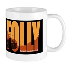 War Is Folly Mug