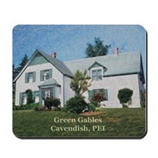 Green Gables Mousepad