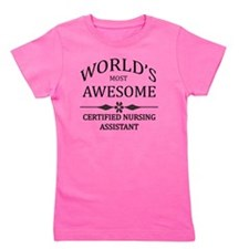 certified nursing assistant Girl's Tee