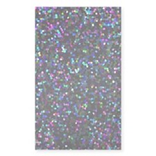 Mosaic Glitter 1 Decal