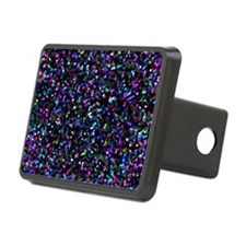Mosaic Glitter 1 Hitch Cover