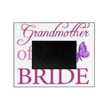 Grandmother Of The Bride (Butterfly) Picture Frame