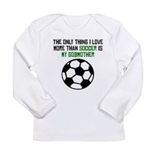 Soccer Godmother Long Sleeve T-Shirt