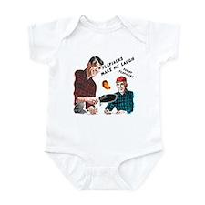 Funny Flapjacks Infant Bodysuit
