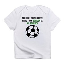 Soccer Grandpa Infant T-Shirt