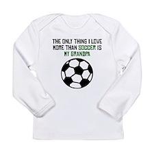 Soccer Grandpa Long Sleeve T-Shirt