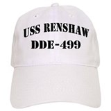 USS RENSHAW Cap