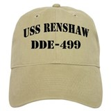 USS RENSHAW Casquettes de Baseball