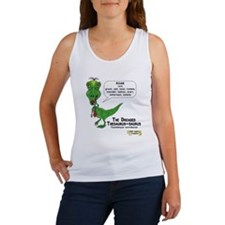 The Dreaded Thesaurus-saurus Women's Tank Top