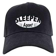Sleeper Agent Baseball Hat