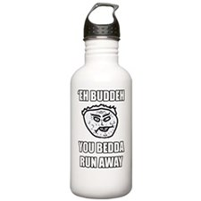 Eh Buddeh - Run Water Bottle