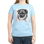German Shepherd Puppy Women's Light T-Shirt