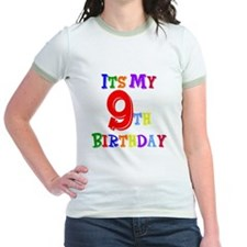 9th Birthday T