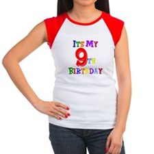 9th Birthday Tee