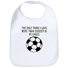 Soccer Uncle Bib