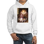 Queen & Basset Hooded Sweatshirt