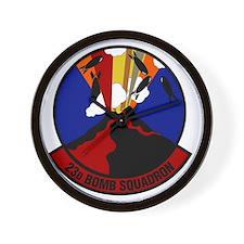 23rd Bomb Squadron Wall Clock