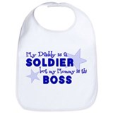 but My Mommy is the BOSS Bib