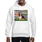 Lilies & Basse Hooded Sweatshirt