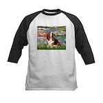 Lilies & Basse Kids Baseball Jersey