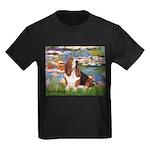 Lilies & Basse Kids Dark T-Shirt