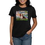 Lilies & Basse Women's Dark T-Shirt