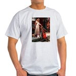 The Accolade & Basset Light T-Shirt