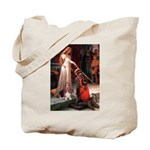 The Accolade & Basset Tote Bag