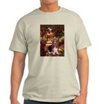 The Path & Basset Light T-Shirt