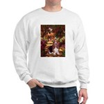 The Path & Basset Sweatshirt