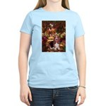 The Path & Basset Women's Light T-Shirt