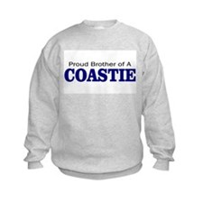 Proud Brother of a Coastie Sweatshirt