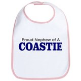 Proud Nephew of a Coastie Bib