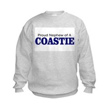 Proud Nephew of a Coastie Sweatshirt