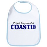 Proud Cousin of a Coastie Bib