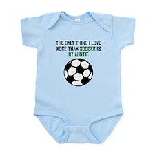 Soccer Auntie Body Suit