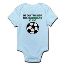 Soccer Aunt Body Suit