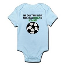 Soccer Daddy Body Suit