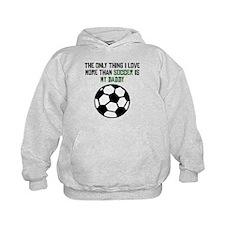 Soccer Daddy Hoodie