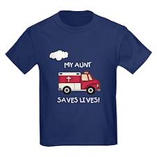 EMT Aunt Saves Lives T