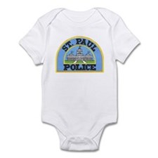 Saint Paul Police Infant Bodysuit