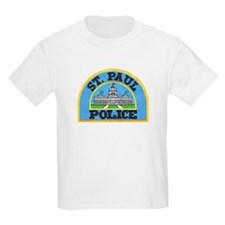 Saint Paul Police T-Shirt