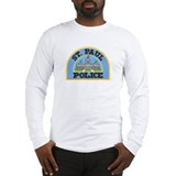Saint Paul Police Long Sleeve T-Shirt