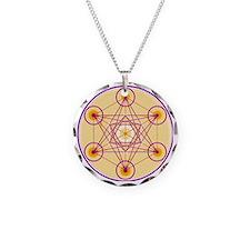 Metatron's Cube Necklace