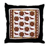 TWH Quilted Throw Pillow
