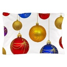 Colorful Ornaments Pillow Case