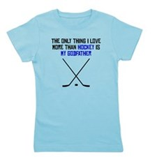 Hockey Godfather Girl's Tee