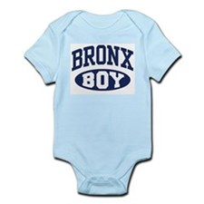 Bronx Boy Infant Bodysuit