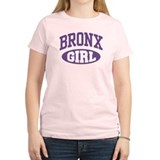 Bronx Girl Women's Pink T-Shirt